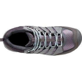 Keen Oakridge WP Schoenen Dames grijs/roze